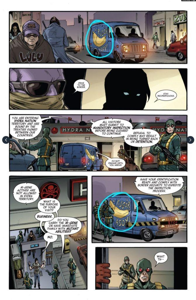 Komik hasil karya Ario Anindito dengan sisipan gambar bertema Indonesia (Dok: Ario Anindito)