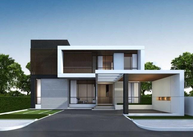 Inilah 7 Inspirasi Desain Atap Rumah Datar Agar Hunian Idamanmu Terlihat Lebih Modern Indonesia Mendesain